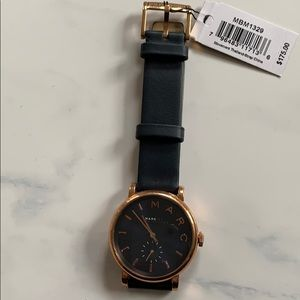 NWT Marc by Marc rose gold watch